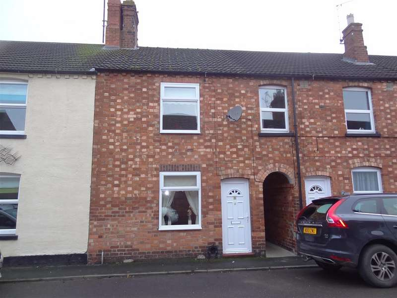 3 Bedrooms Terraced House for sale in King John Street, Sleaford