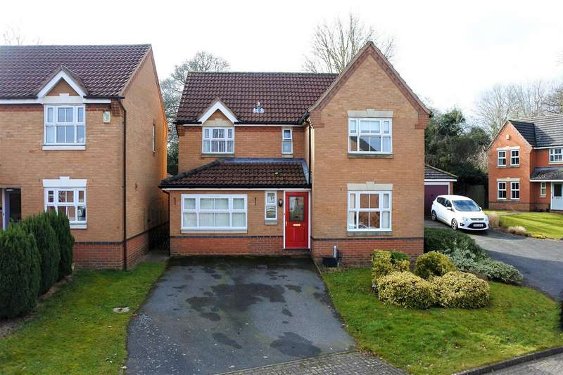 4 Bedrooms Property for sale in Prestwick Close, Grantham