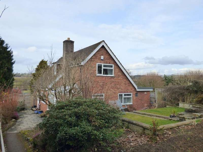 3 Bedrooms Detached House for sale in Belper Road, Ashbourne