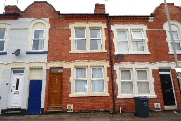 2 Bedrooms Terraced House for sale in Latimer Street, Leicester, LE3