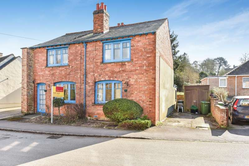 4 Bedrooms Detached House for sale in Wales Street, King Sutton, OX17