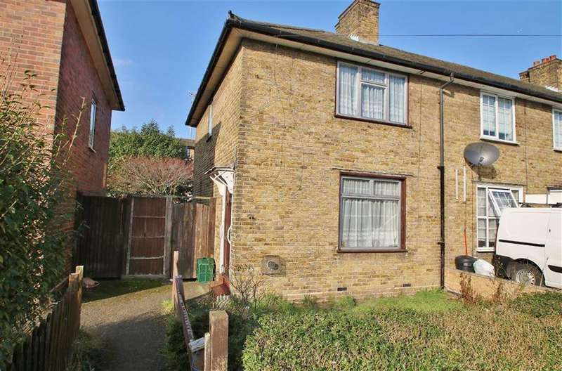 2 Bedrooms End Of Terrace House for sale in Bordesley Road, Morden, SM4