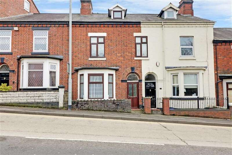 3 Bedrooms House for sale in King Street, Basford, Newcastle-under-Lyme