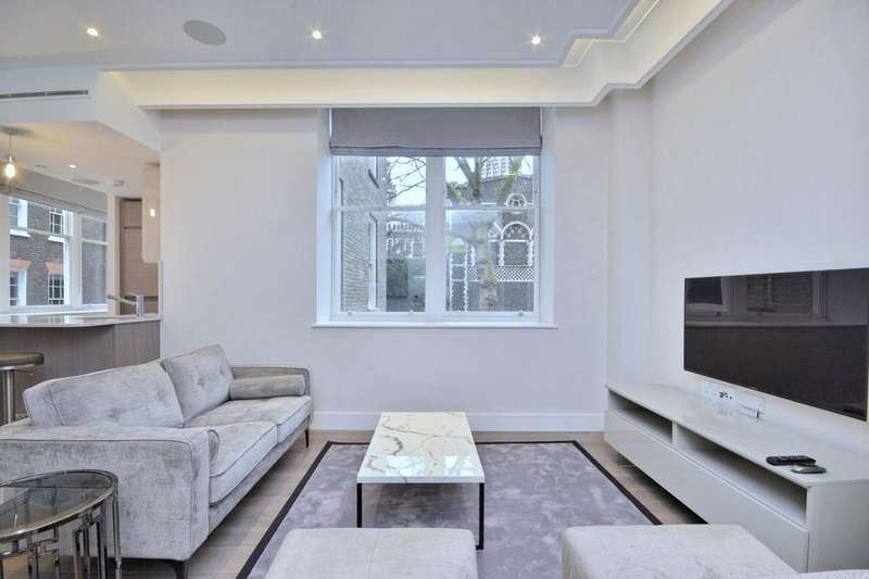 1 Bedroom Flat for rent in St. Bartholomew House, West Smithfield, London, EC1A