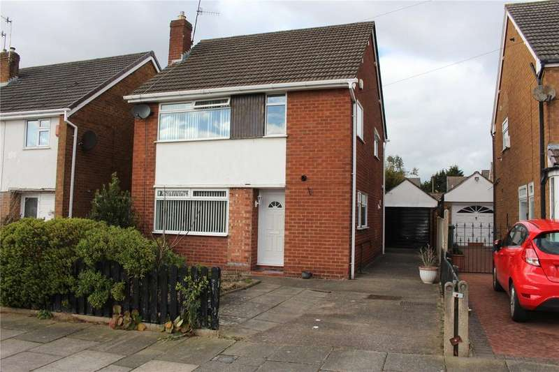 3 Bedrooms Detached House for sale in Pine Tree Avenue, Prenton, Merseyside, CH43