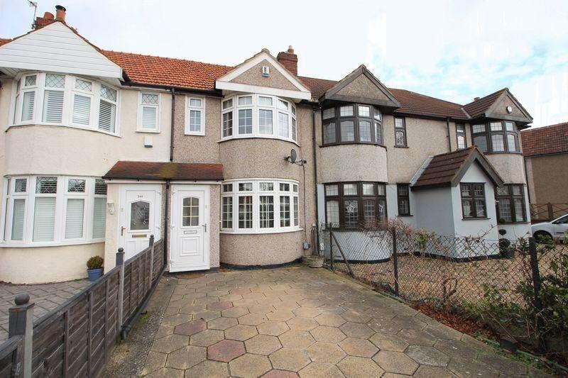 2 Bedrooms Terraced House for sale in Burnt Oak Lane, Sidcup, DA15 8LN