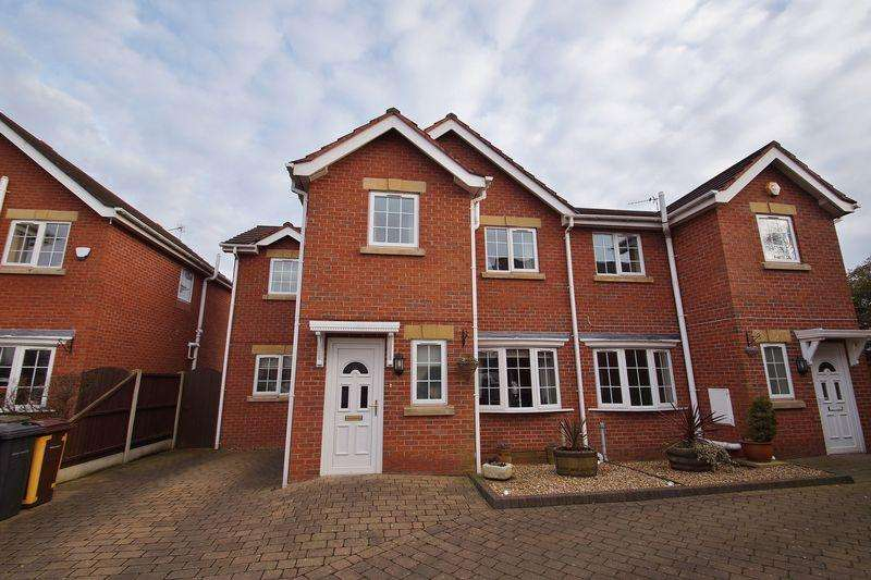 4 Bedrooms Semi Detached House for sale in Ericson Drive, Birkdale