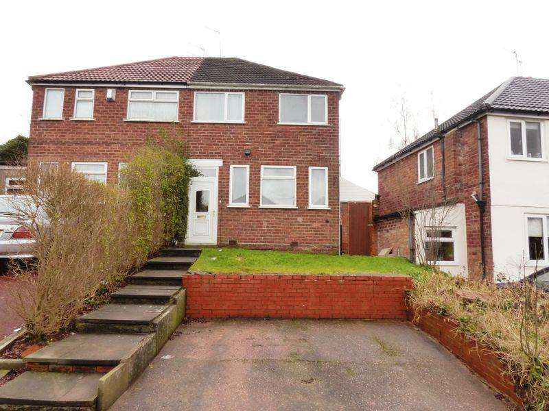 2 Bedrooms Semi Detached House for sale in Corbridge Avenue, Birmingham