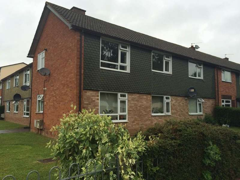 2 Bedrooms Apartment Flat for rent in BARRICOMBE DRIVE, MOOR FARM, HEREFORD