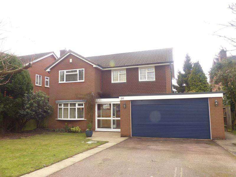 4 Bedrooms Detached House for sale in St Andrews Road, Sutton Coldfield
