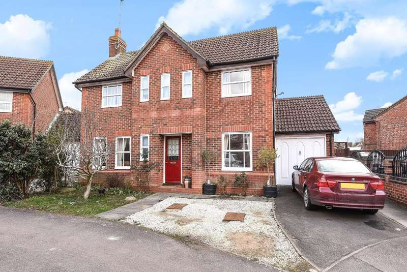 4 Bedrooms Detached House for sale in Delapre Drive,, Banbury, OX16