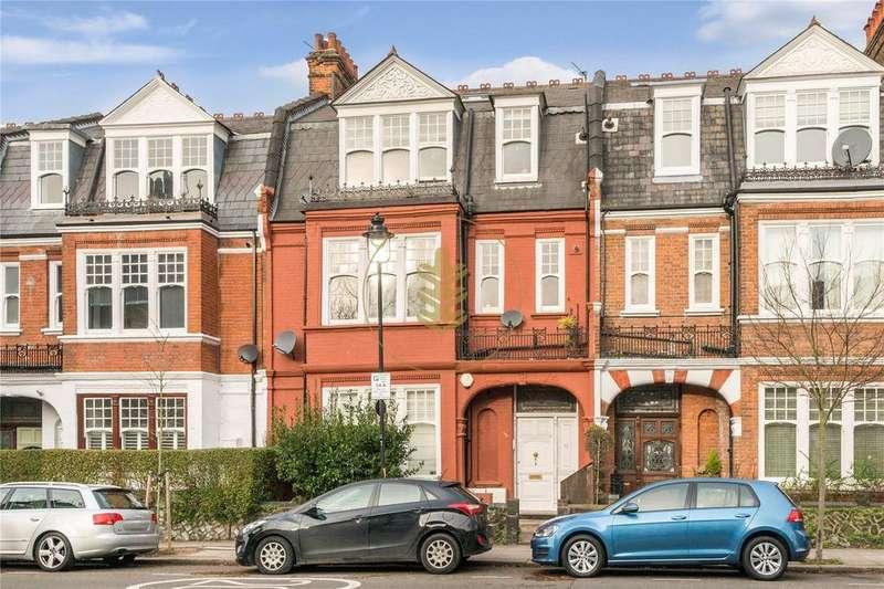 3 Bedrooms Apartment Flat for sale in Glenloch Road, Belsize Park, London, NW3