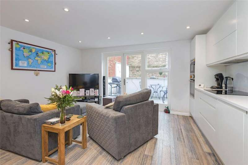 1 Bedroom House for sale in Delancey Street, Camden, London, NW1