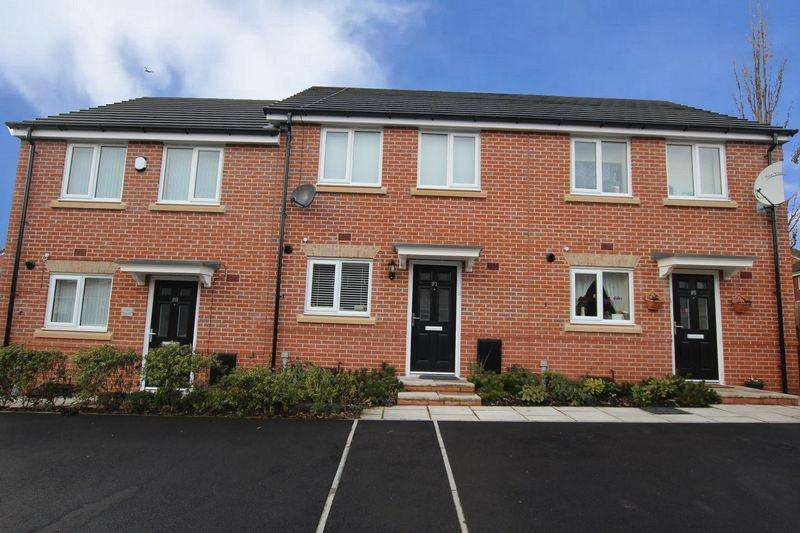 2 Bedrooms Terraced House for sale in Martindale Crescent, Middleton M24 5PG
