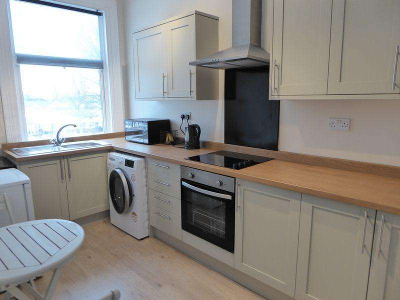 2 Bedrooms Apartment Flat for rent in Flat 2, 5 Holly Road, Retford