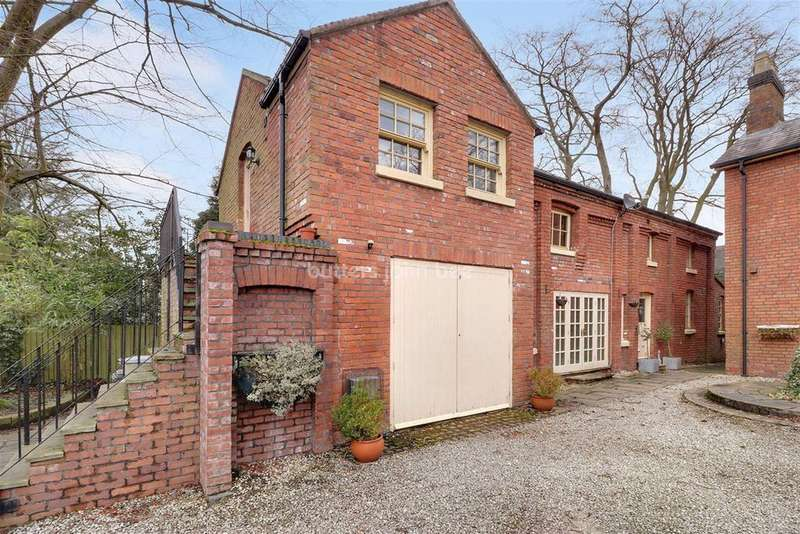 3 Bedrooms Detached House for sale in Sandbach Road South, Alsager