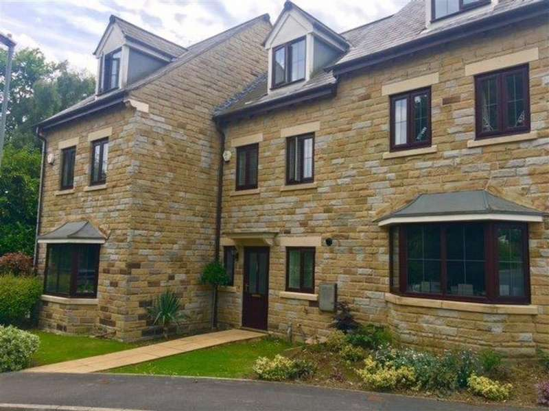 3 Bedrooms Town House for sale in Manor House, Flockton, WAKEFIELD, WF4