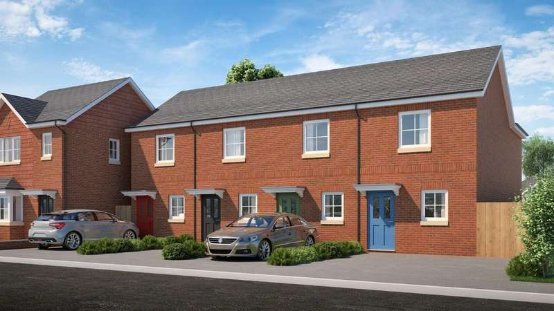 2 Bedrooms Town House for sale in The Oaks, The Oakdene, Plot 12 Moss Bank Road