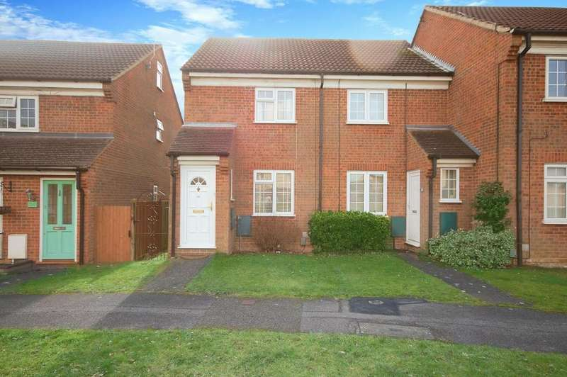 2 Bedrooms Terraced House for sale in Poplars