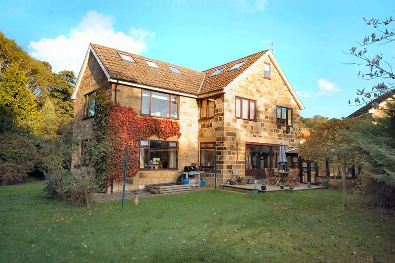 4 Bedrooms Detached House for sale in Brookside, Iburndale, Sleights, Whitby YO22