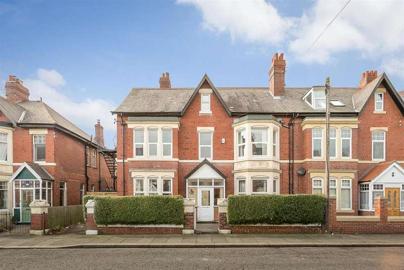 6 Bedrooms Semi Detached House for sale in Lesbury Road, Newcastle upon Tyne