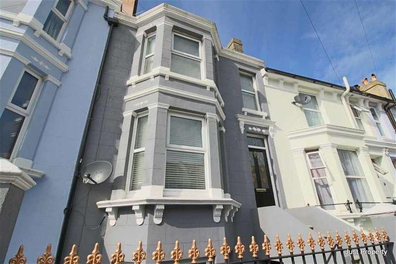 4 Bedrooms Terraced House for sale in Emmanuel Road, Hastings