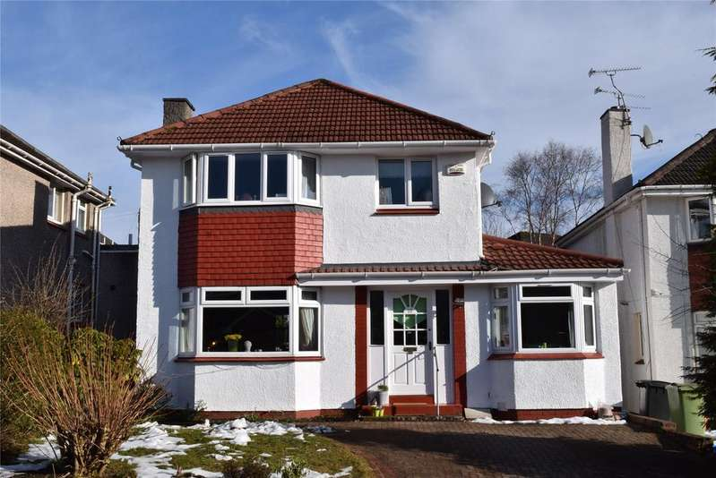4 Bedrooms Detached House for sale in Eagle Crescent, Bearsden, Glasgow