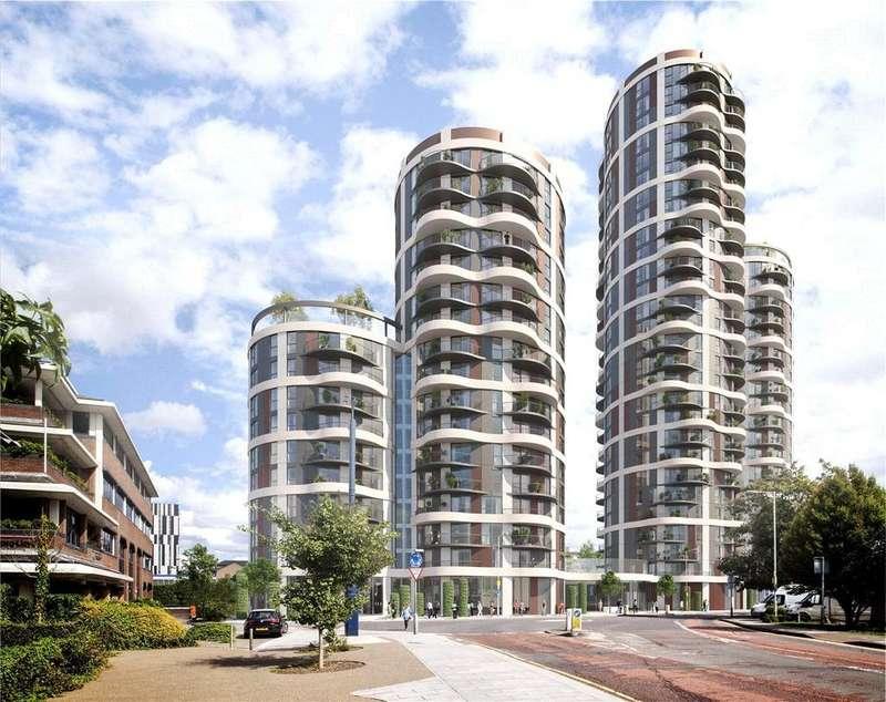 1 Bedroom Apartment Flat for sale in 360 Barking, Cambridge Road, IG11
