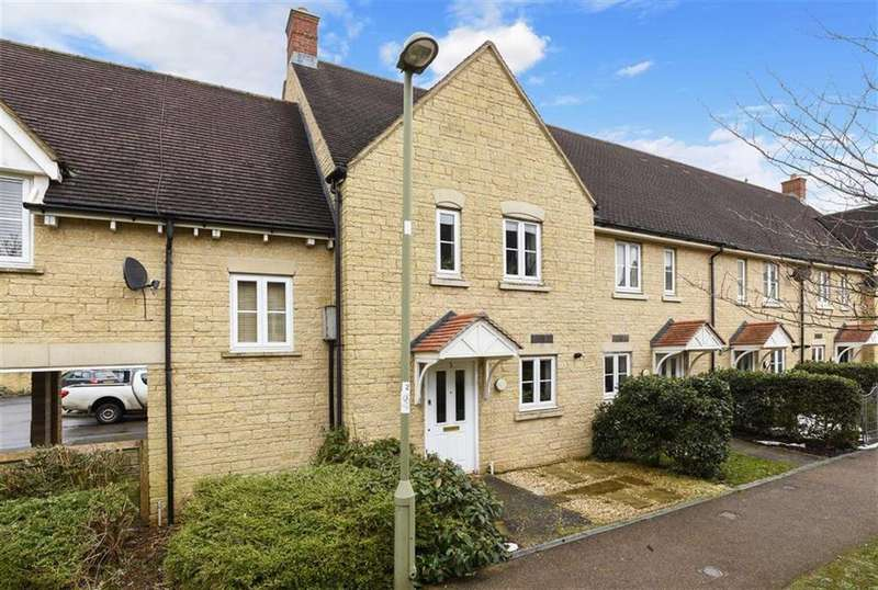 3 Bedrooms Terraced House for sale in Knoll Walk, Chipping Norton, Oxfordshire