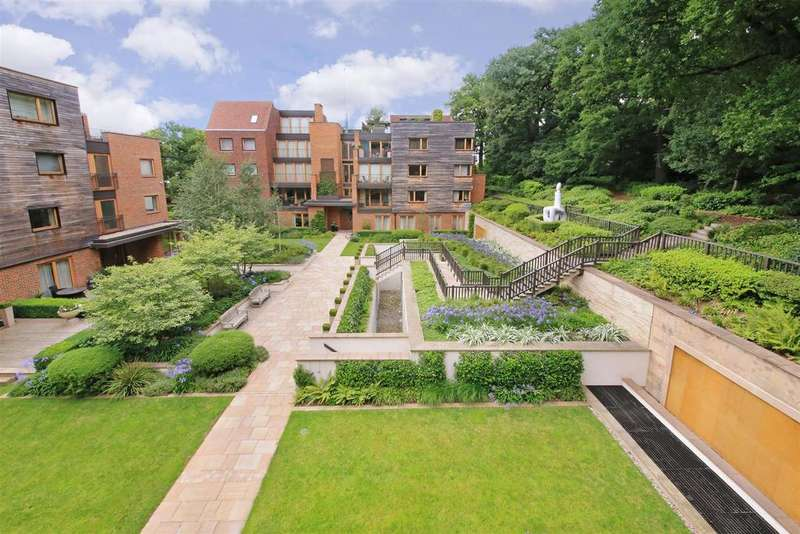 2 Bedrooms Apartment Flat for rent in THE BISHOPS AVENUE, KENWOOD, N2