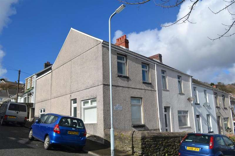 3 Bedrooms End Of Terrace House for sale in Pleasant View Terrace, Mount Pleasant, Swansea
