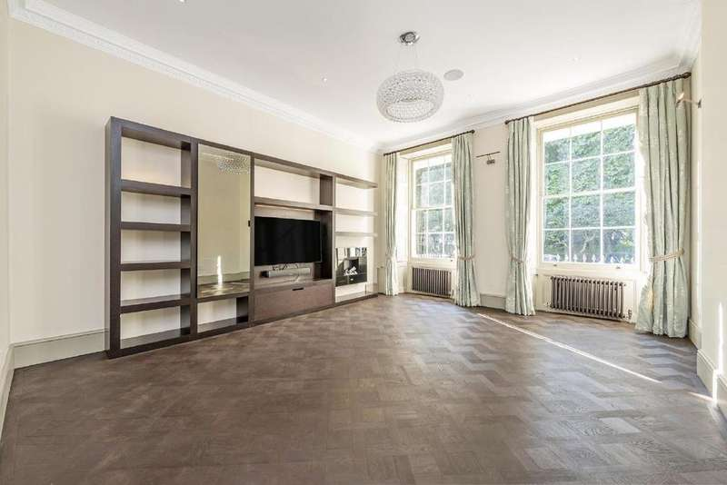 3 Bedrooms Flat for sale in Dorset Square, Marylebone