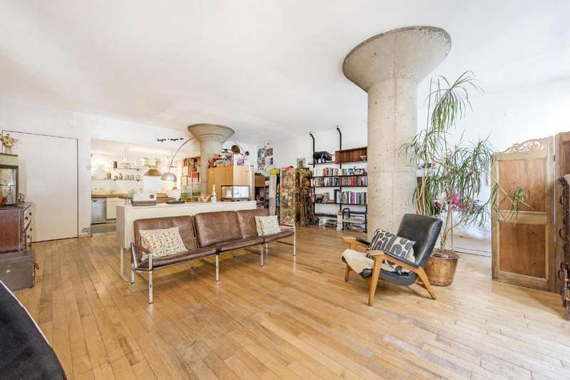 2 Bedrooms Flat for sale in Saffron Hill, Clerkenwell