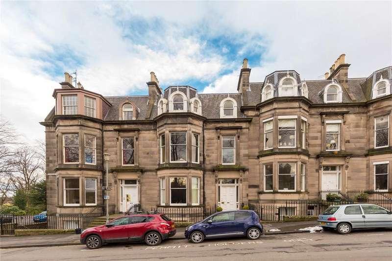 4 Bedrooms Flat for sale in Magdala Crescent, Edinburgh
