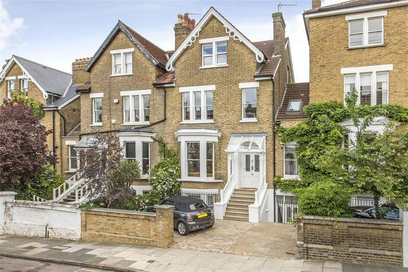 6 Bedrooms Terraced House for sale in Montague Road, Richmond, Surrey, TW10