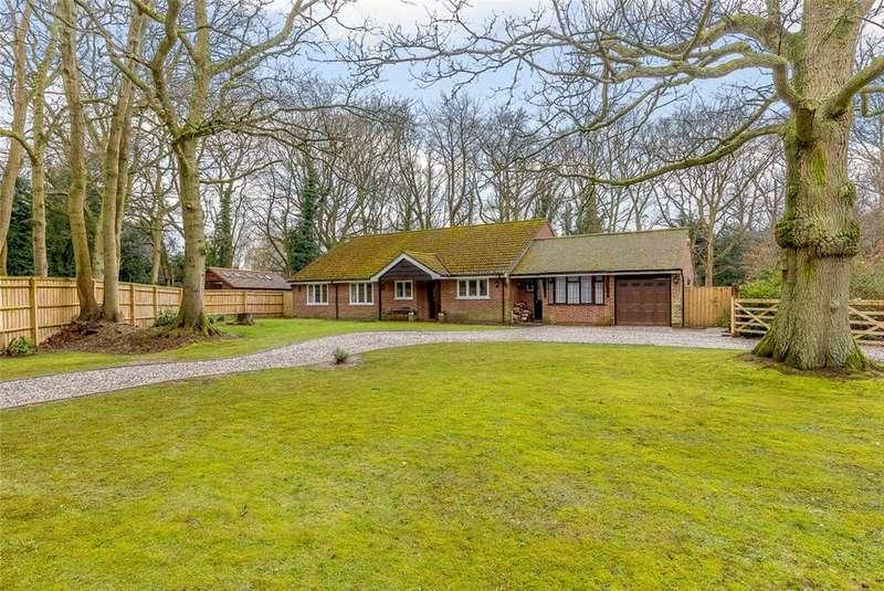 5 Bedrooms Detached Bungalow for sale in Baughurst, Tadley, Hampshire, RG26