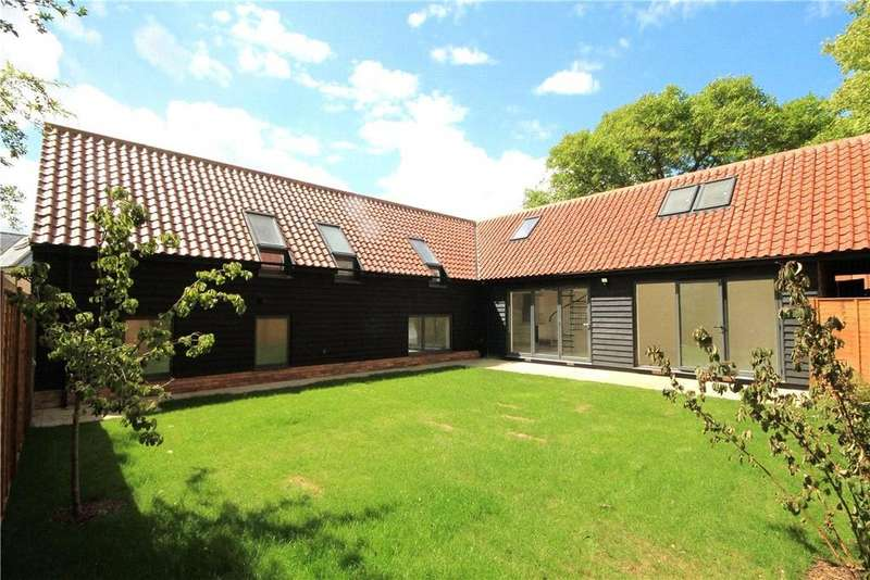 5 Bedrooms Detached House for sale in High Street, Bottisham, Cambridge, Cambridgeshire, CB25