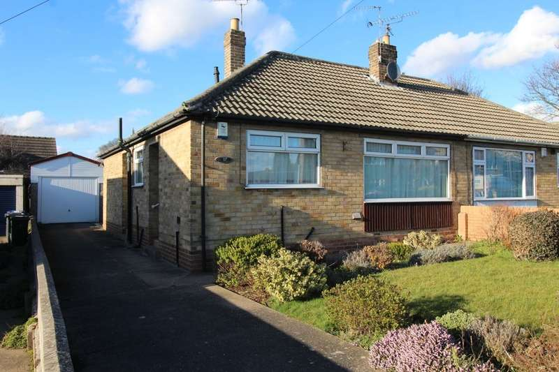 2 Bedrooms Semi Detached Bungalow for sale in Madam Lane, Barnby Dun, Doncaster, DN3