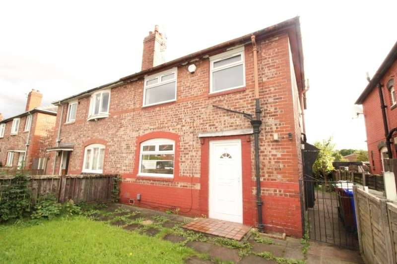 3 Bedrooms Semi Detached House for sale in Wilbraham Road, Fallowfield, Manchester, M14