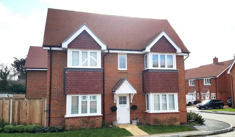 3 Bedrooms Detached House for sale in Carter Drive, Broadbridge Heath