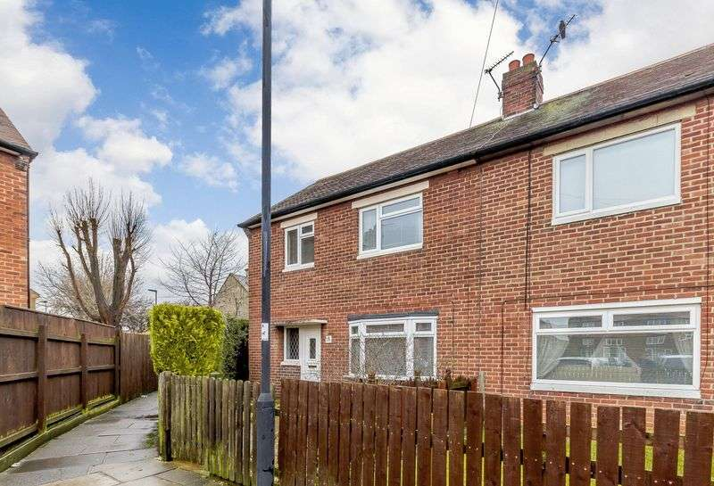 3 Bedrooms Property for sale in Teesdale Grove, Newcastle Upon Tyne