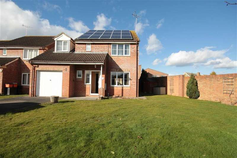 4 Bedrooms Detached House for sale in Wroughton