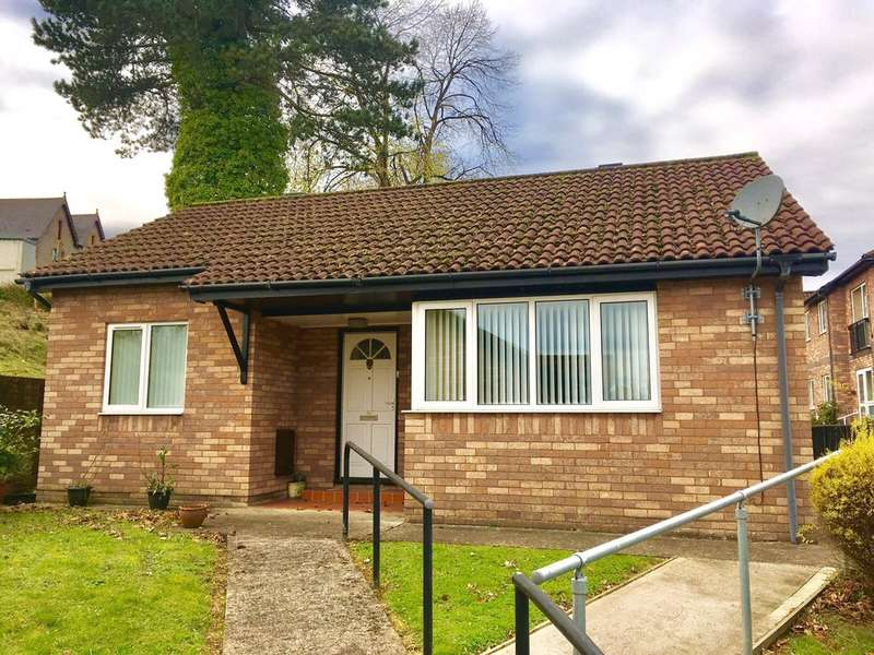 2 Bedrooms Detached Bungalow for sale in Bronrhiw Fach, Caerphilly