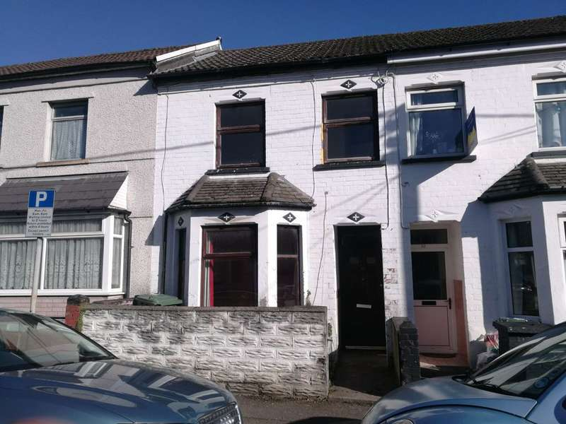 3 Bedrooms Terraced House for sale in Oxford Street, Pontypridd