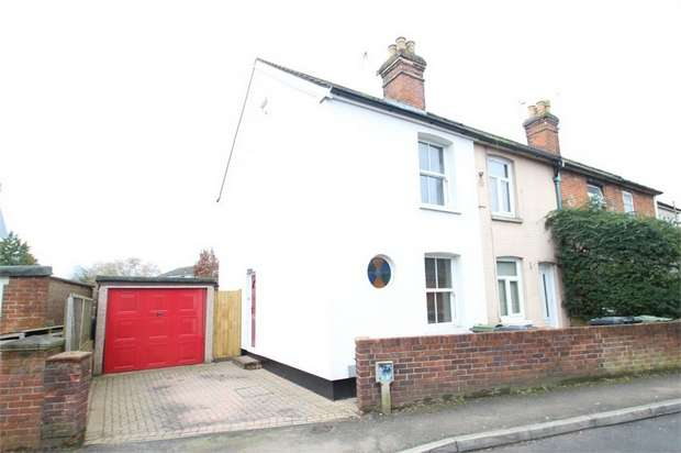 2 Bedrooms End Of Terrace House for sale in Stoughton Road, GUILDFORD, Surrey