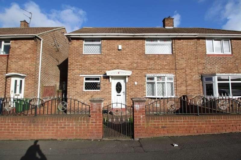 3 Bedrooms Semi Detached House for sale in Gravesend Road, Grindon, Sunderland, SR4