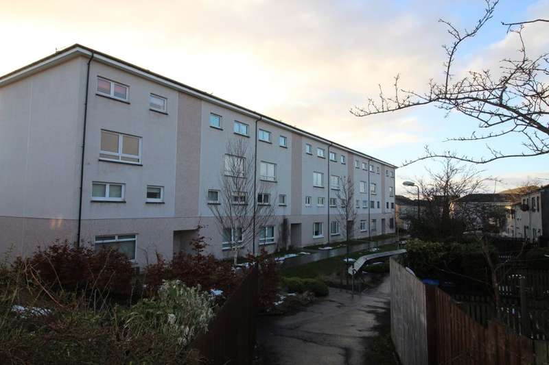 3 Bedrooms Flat for sale in Weaver Place, Bathgate, EH48