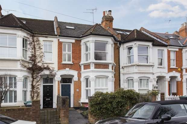 3 Bedrooms Terraced House for sale in Nelson Road, Crouch End, N8
