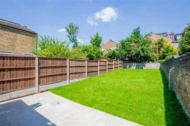 3 Bedrooms Terraced House for sale in Bathurst Gardens, Kensal Rise, London