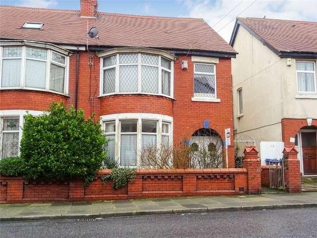 1 Bedroom Flat for sale in Collingwood Avenue, Blackpool, Lancashire